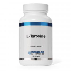L-tyrosin 500 mg 100 kapslar