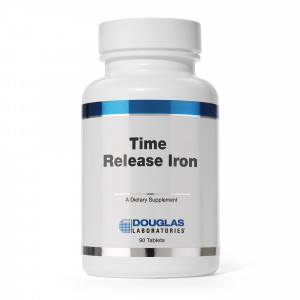 Time Release Iron 27 mg 90...