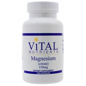 Magnesiumcitrat 150 mg 100...