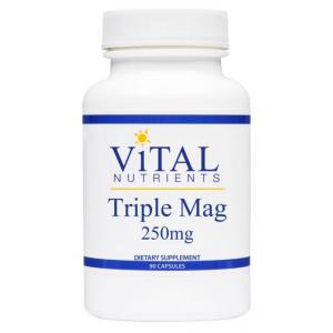 Triple Magnesium 250 mg 90...