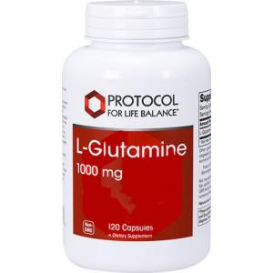 L-Glutamine 1000 mg 120...