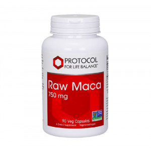 Raw Maca 750 mg kapslar