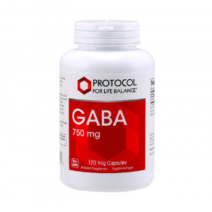 GABA 750 mg 120 kapslar