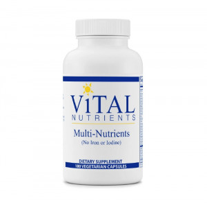 Multi Nutrients ( No Iron &...